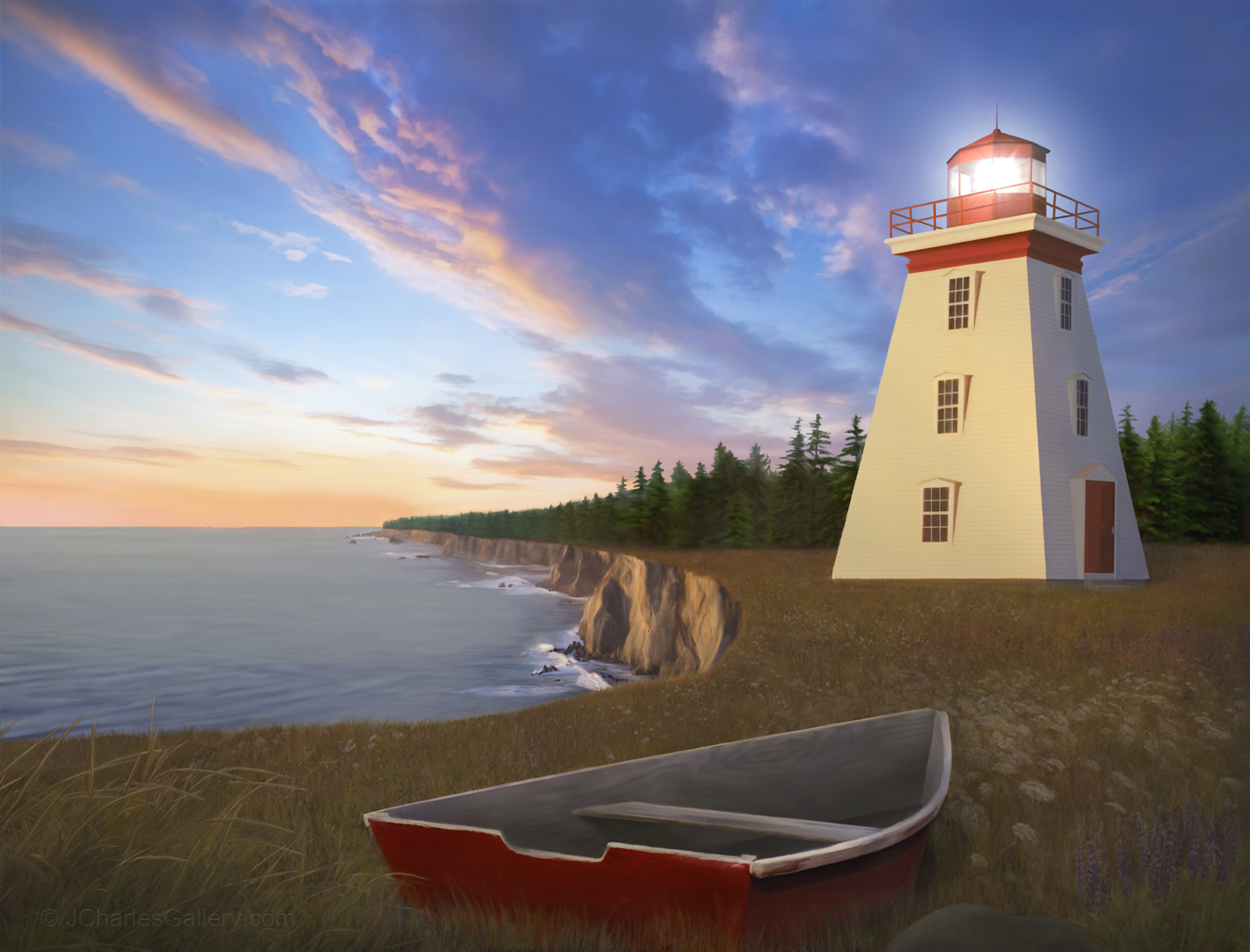 Cape Bear Light